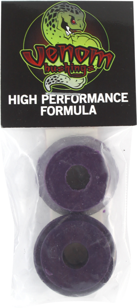 Venom Freeride-87A Purple Bushing Set