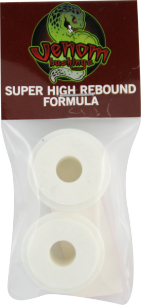 Venom (Shr)Freeride-94A White Bushing Set