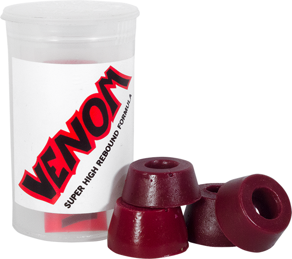Venom (Shr)Street-91A Red Bushing Set