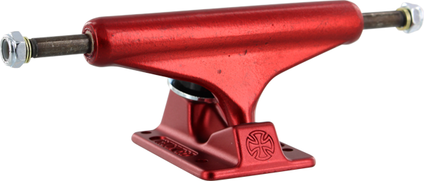 Inde Std 129Mm Forged-Hollow Ano Red