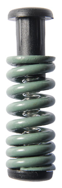 Seismic G5 Springs Medium-Green 2Pcs