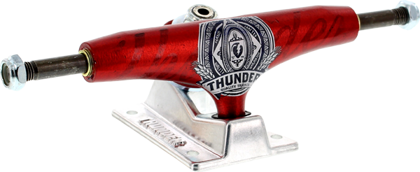 Thunder Lo 145 Lights Handcrafted Red/Sil