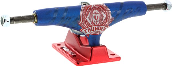 Thunder Hi 145 Lights Premium Blu/Red