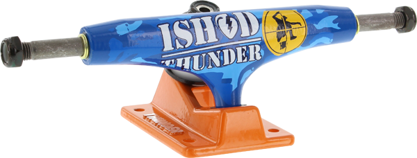 Thunder Wair Hi 145 Bumrush Ii Blu/Org Light