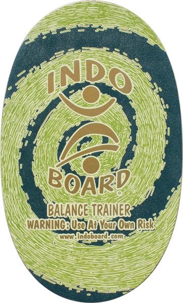 Indo Deck Green
