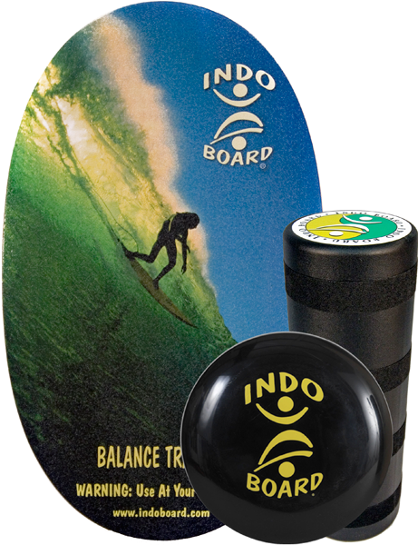 Indo Training Pk Primal Surf (Deck,Roller,Cushion)