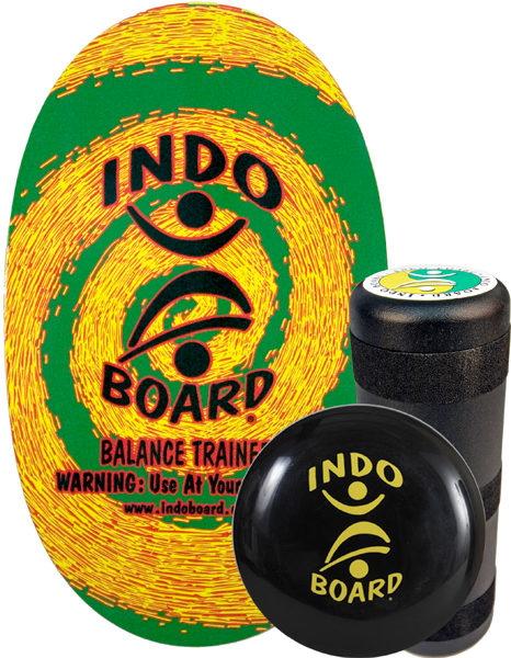Indo Training Pk Rasta (Deck,Roller,Cushion)
