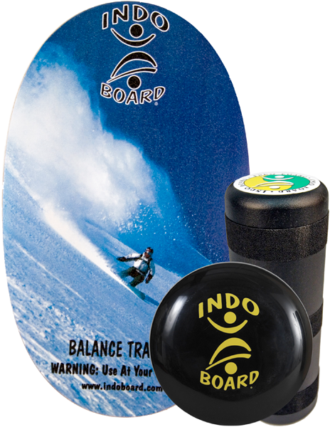 Indo Training Pk Snow Carve(Deck,Roller,Cushion)