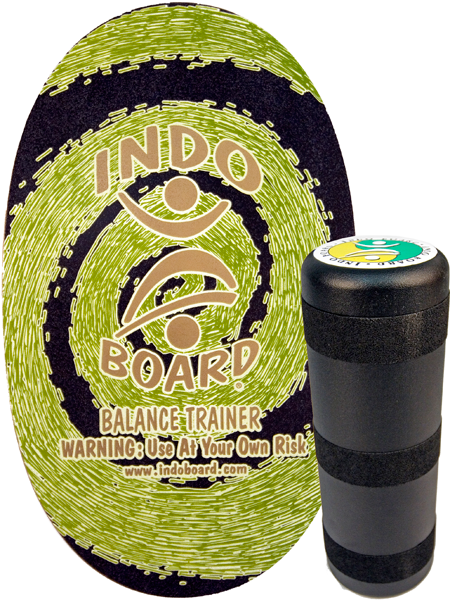 Indo Deck/Roller Kit Green