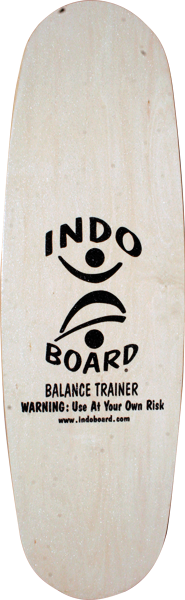 Indo Mini Pro Deck/Roller Kit Natural