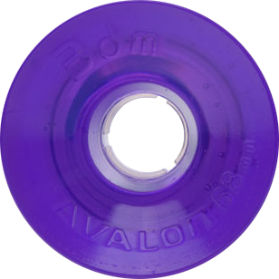 3Dm Avalon 68Mm 82A Cl.Purple/Clr