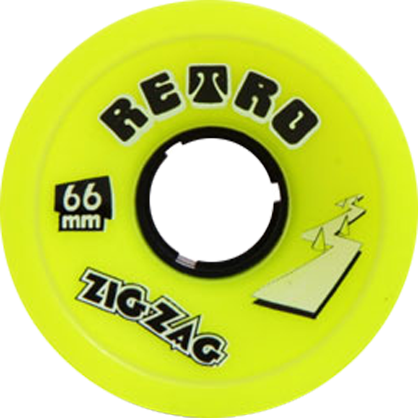 Abec11 Zigzags 66Mm 83A Lemon