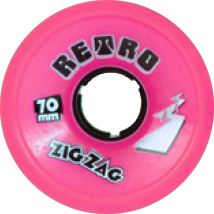 Abec11 Zigzags 70Mm 77A Pink
