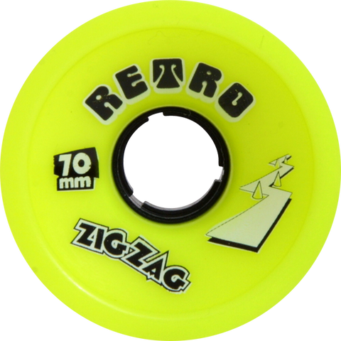 Abec11 Zigzags 70Mm 83A Lemon