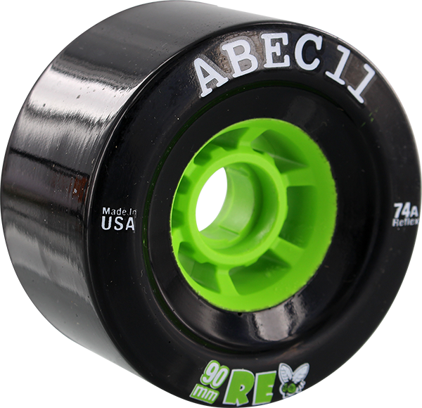 Abec11 Refly 90Mm 74A Black/Lime