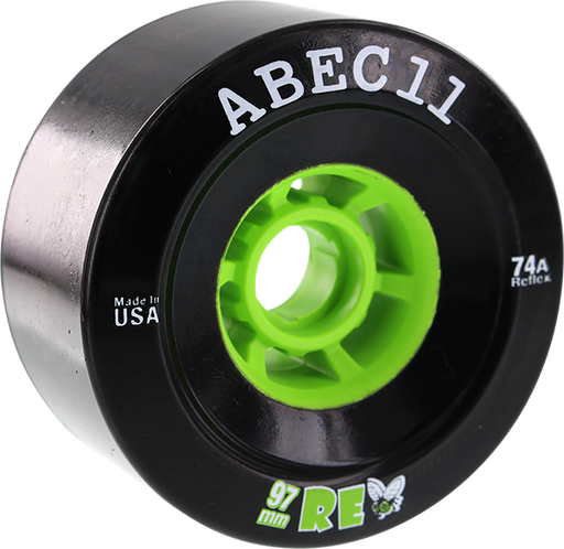 Abec11 Refly 97Mm 74A Black/Lime
