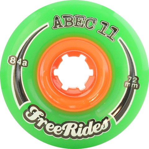 Abec11 Freeride 72Mm 84A