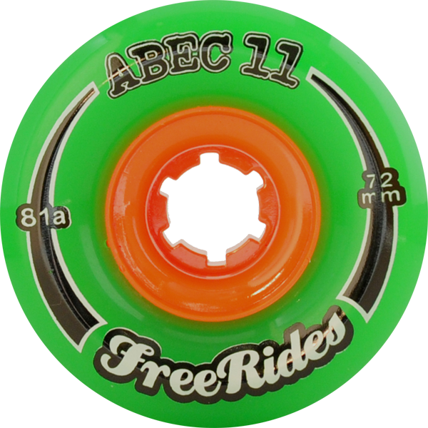 Abec11 Freeride 77Mm 81A