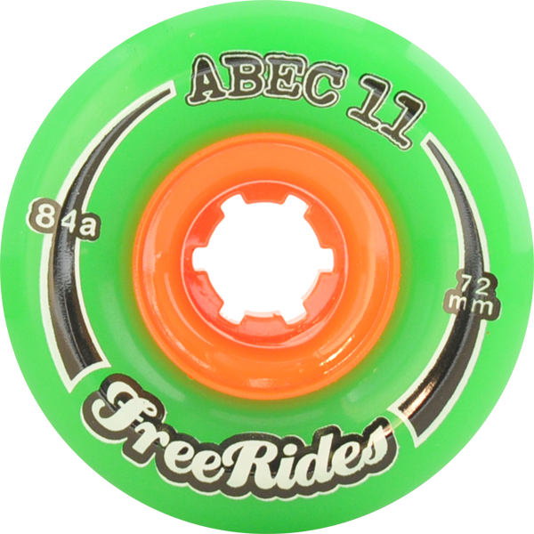 Abec11 Freeride 77Mm 84A
