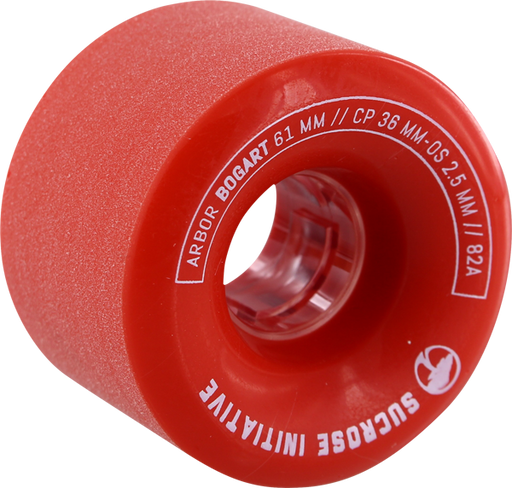 Arbor Bogart 61Mm 82A Red Sale