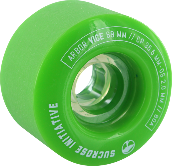 Arbor Vice 69Mm 80A Green Sale