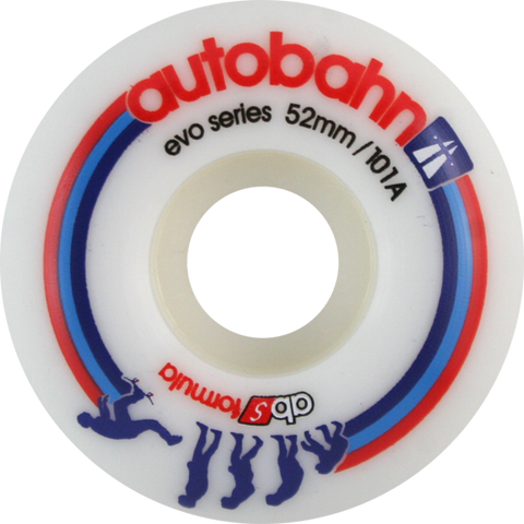 Autobahn Evolution 52Mm 101A White