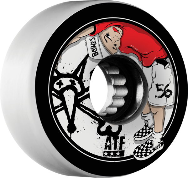 Bones Atf Kid 56Mm