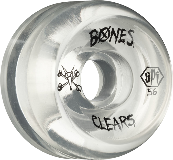 Bones Spf Clears 56Mm Clear