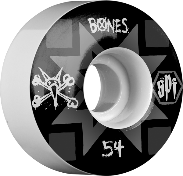 Bones Spf Mini Rat 54Mm White