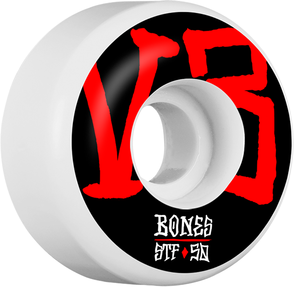 Bones Stf V3 Annuals Bold 50Mm White