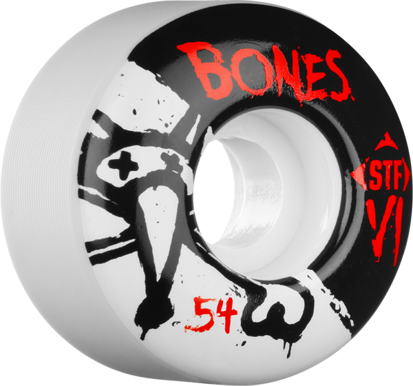 Bones Stf Skinny V1 Series 54Mm