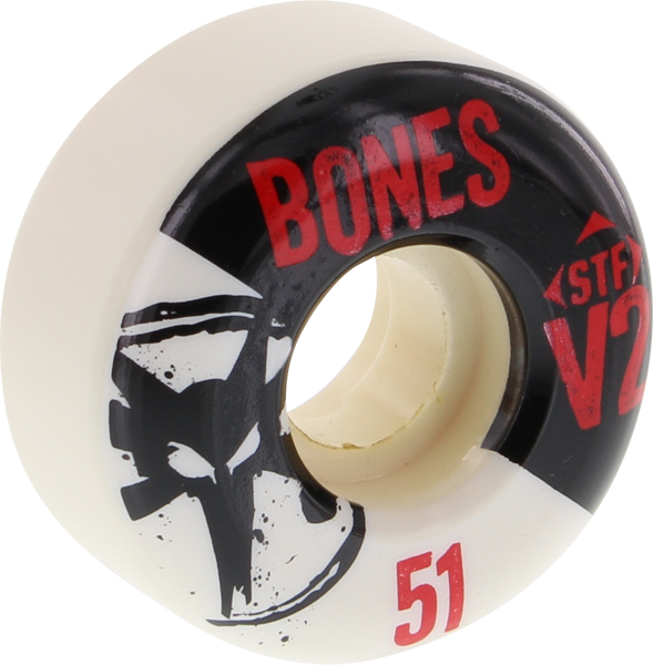 Bones Stf Thin V2 Series 51Mm