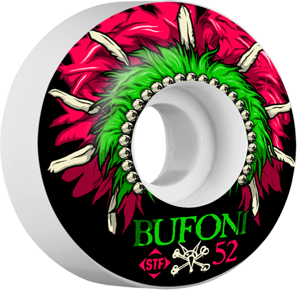 Bones Bufoni Stf Head Dress 52Mm