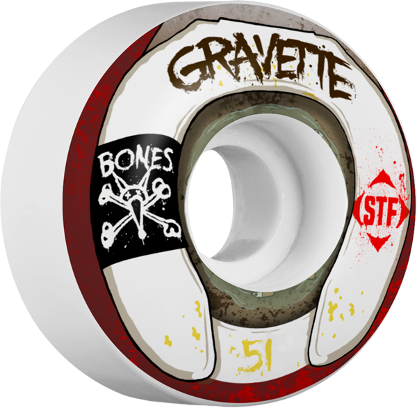 Bones Gravette Stf Wasted Life 51Mm