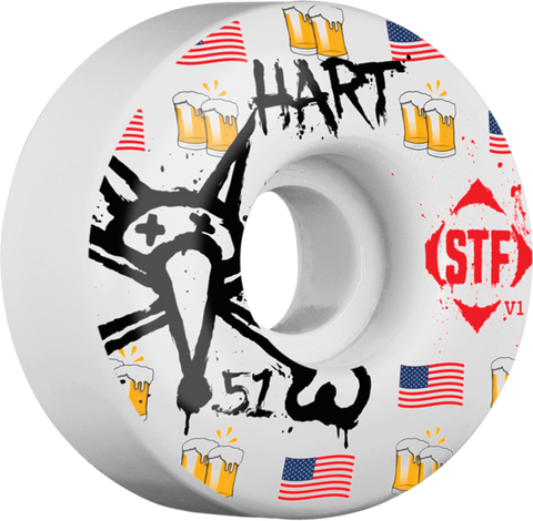 Bones Hart Stf Cheers 51Mm
