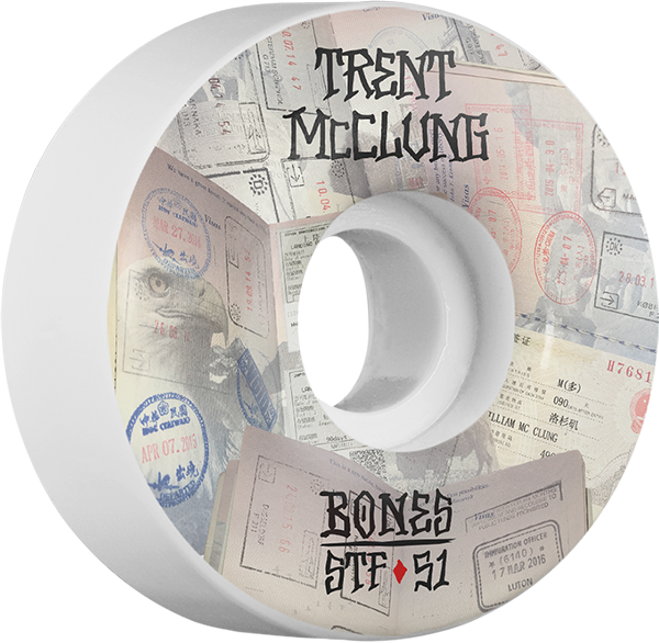 Bones Mcclung Stf Passport 51Mm