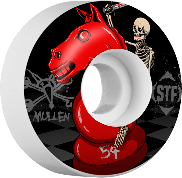 Bones Mullen Stf Knight Rider 54Mm