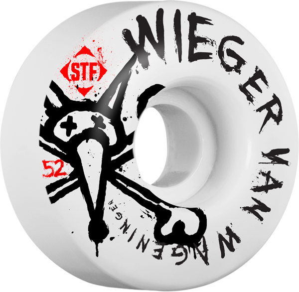Bones Weiger Stf Faded 52Mm