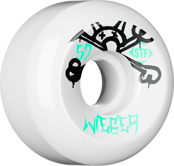 Bones Weiger Stf Mad Chavo 52Mm