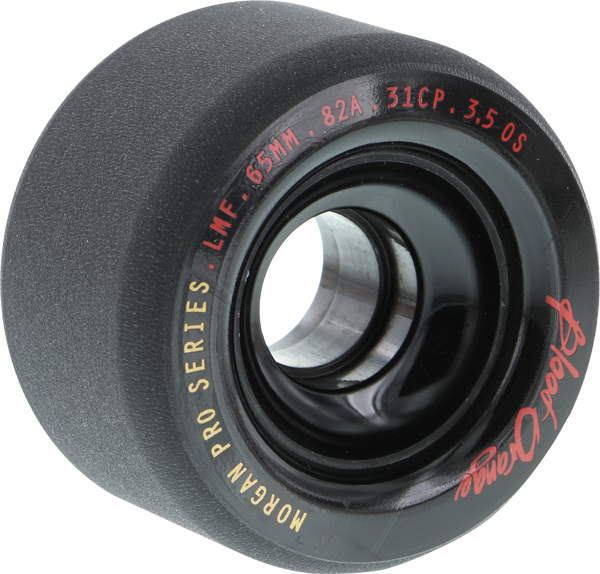 Blood Orange Morgan 65Mm 82A Black