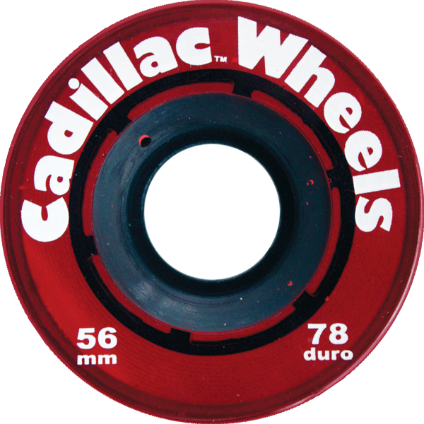 Cadillac 56Mm Red
