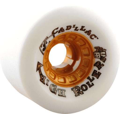 Cadillac High Roller 70Mm 79A White