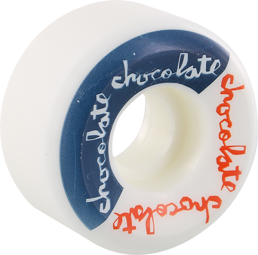 Choc Split Conical 50Mm Wht/Blu/Red