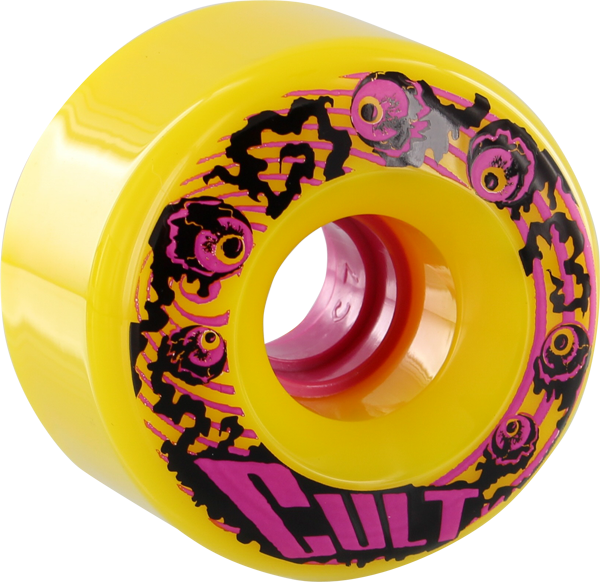 Cult Classic 70Mm 80A Yellow