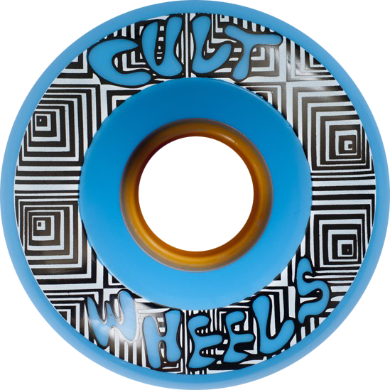 Cult Converter 70Mm 85A Blue