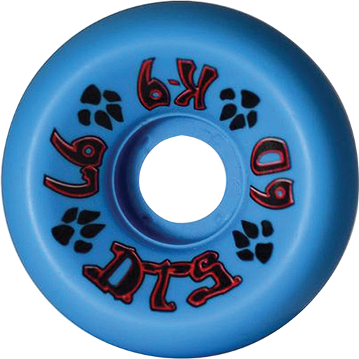 Dogtown K-9 80'S 60Mm 97A Neon Blue