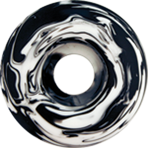 Essentials Blk & Wht Swirl 52Mm  Ppp