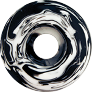 Essentials Blk & Wht Swirl 54Mm  Ppp