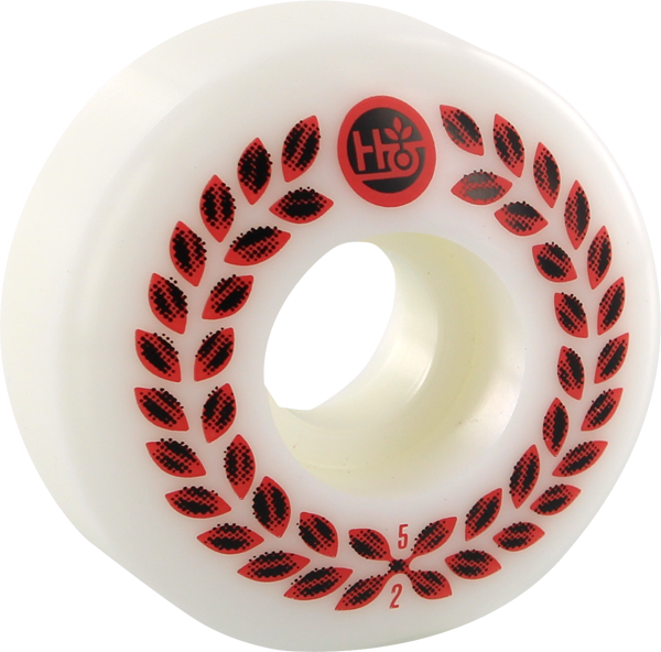 Habitat Wreath 52Mm Wht W/Org