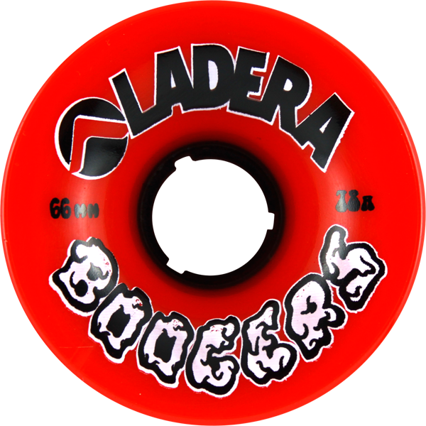 Ladera Boogers 66Mm 78A Red